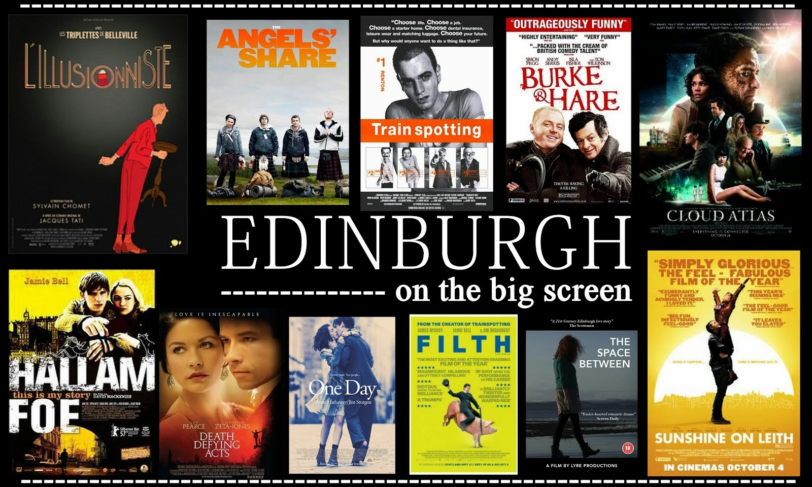 Edinburgh on the Big Screen