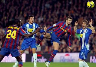 Barcelona vs Espanyol / Copa del Rey