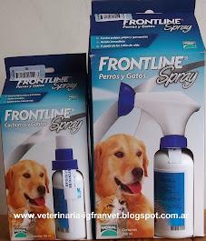 Frontline Atomizador x 100 y 250 ml