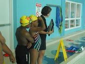 Tri-Kids Swim Practice