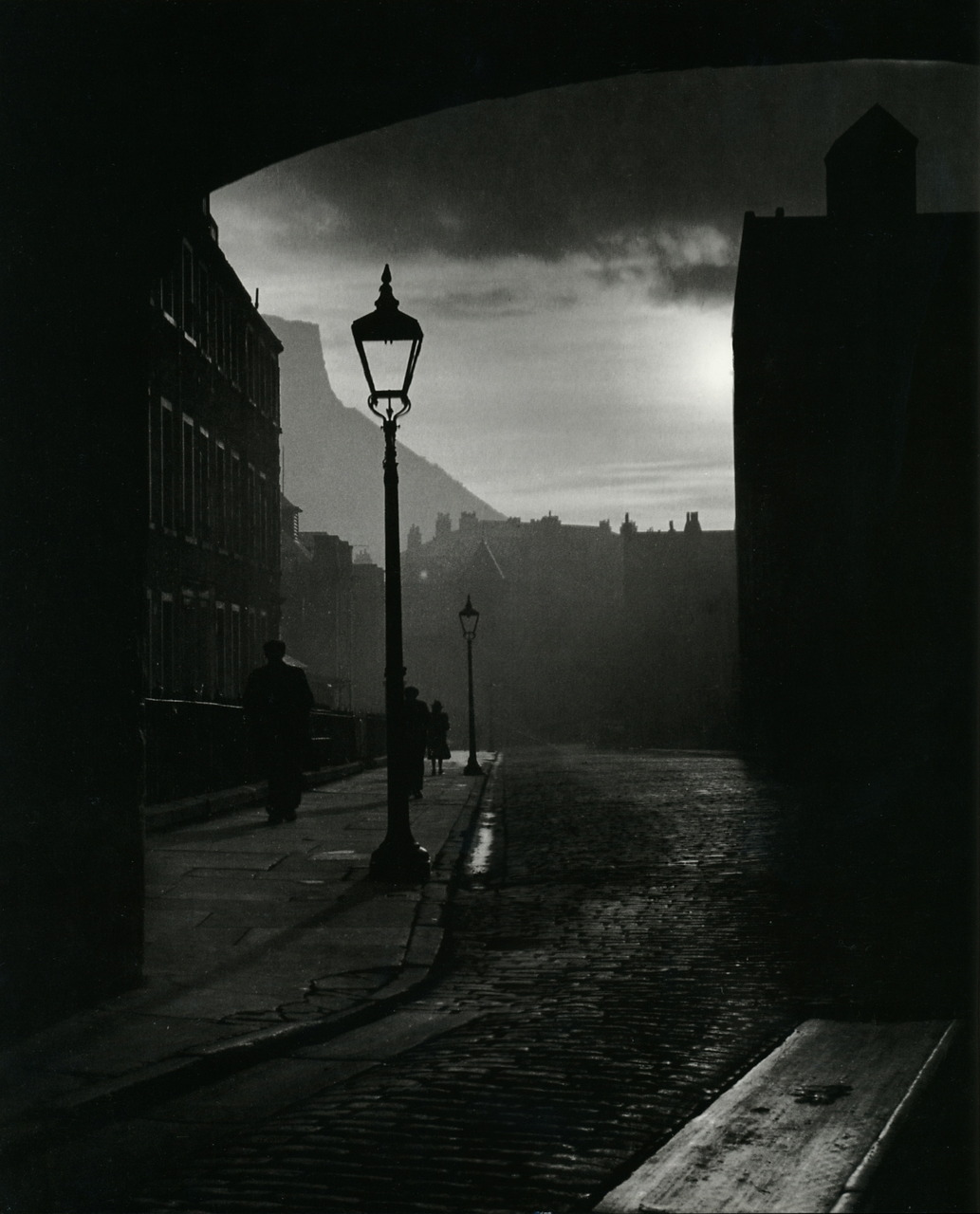 Photographer Profile Bill Brandt on oscar in old english letters