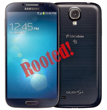 Root US Cellular Samsung Galaxy S4 SCH-R970