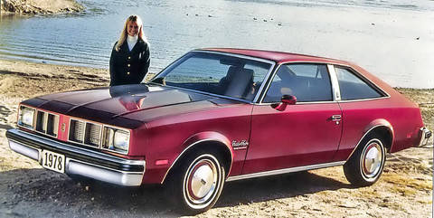 Car style critic general motors 39 chopped off 1978s for 1978 oldsmobile cutlass salon
