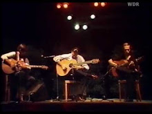 Três mestres da guitarra em concerto