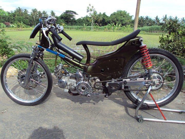 modifikasi motor honda 700 terpopuler