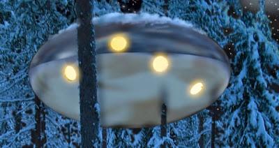 Design - UFO style
