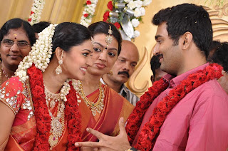 Sneha Prasanna Wedding Engagement Pictures Stills Gallery
