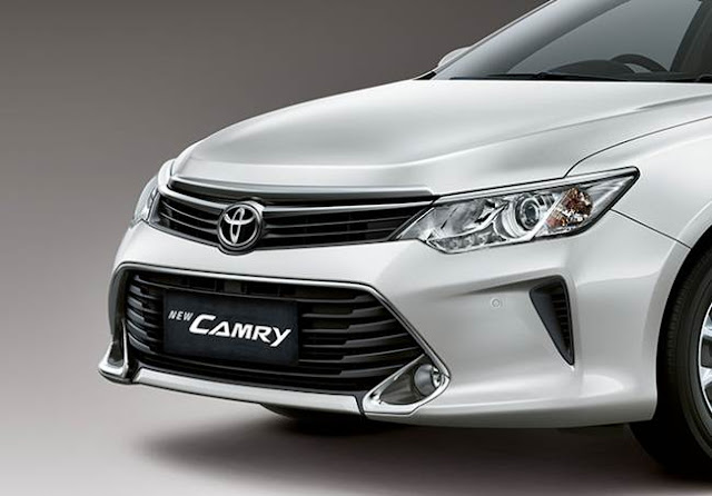 2016 Toyota New Camry Redesign