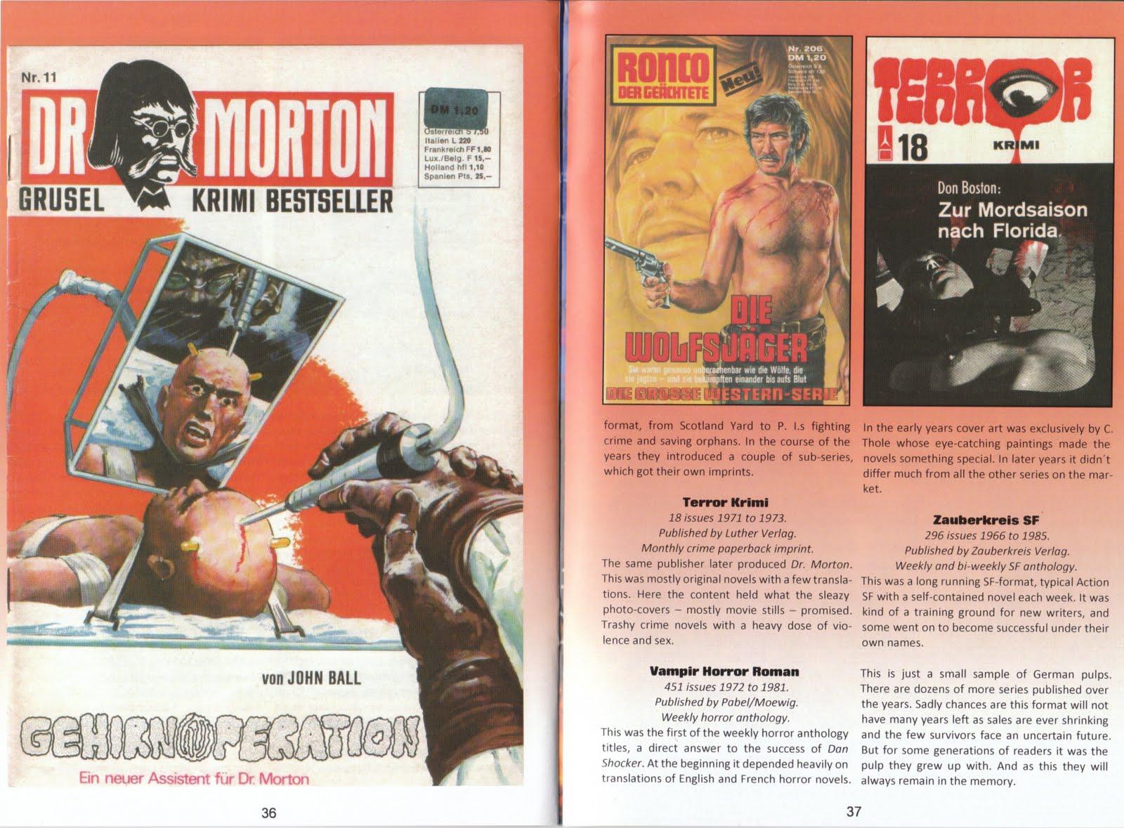 vintage paperback covers,
