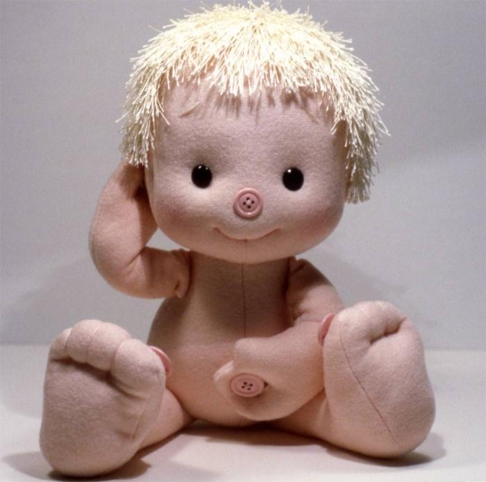 Кукла своими руками младенец