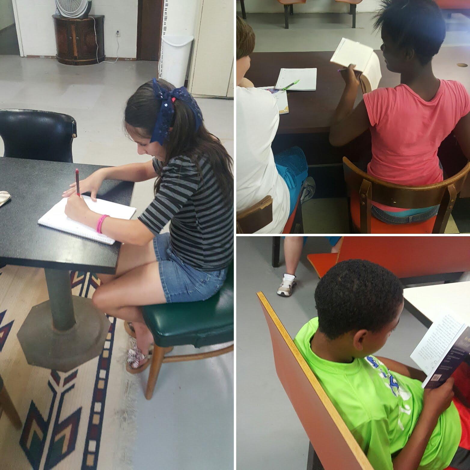 Youth Literacy Foundation Summer Reading Program