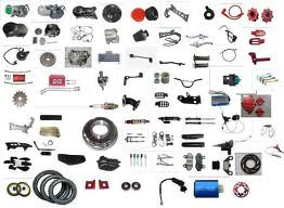 Aksesoris Sepeda Murah Onderdil Sepeda MTB Dan