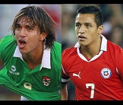jugadores de la roja y verde