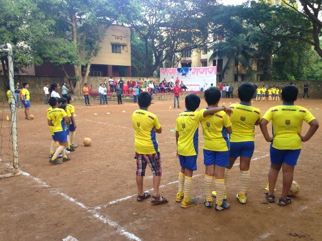 Mumbai FC and Millennium Sports launch Football School