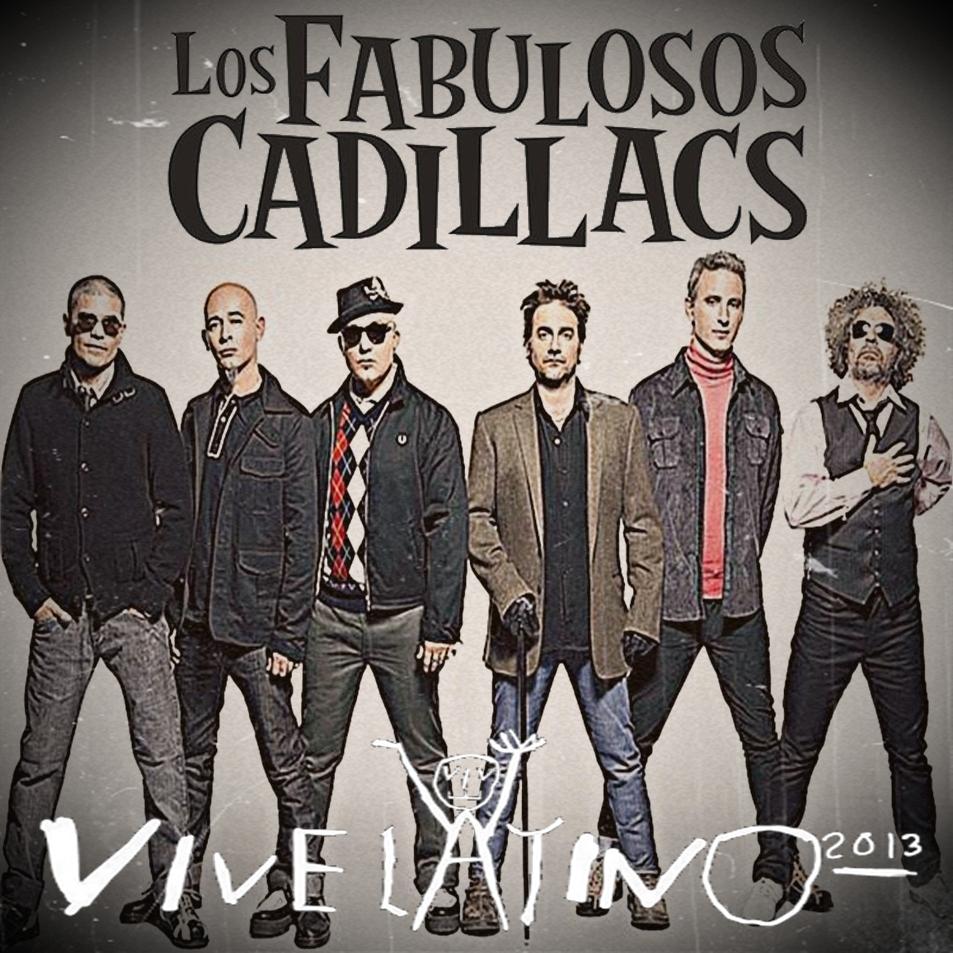 Ska Me Crazy! » Los Fabulosos Cadillacs - Vive Latino 2013