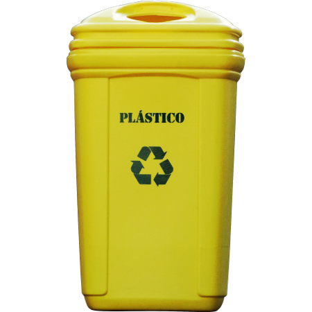 Colores de reciclaje de basura - Contenedores de basura para reciclaje ...