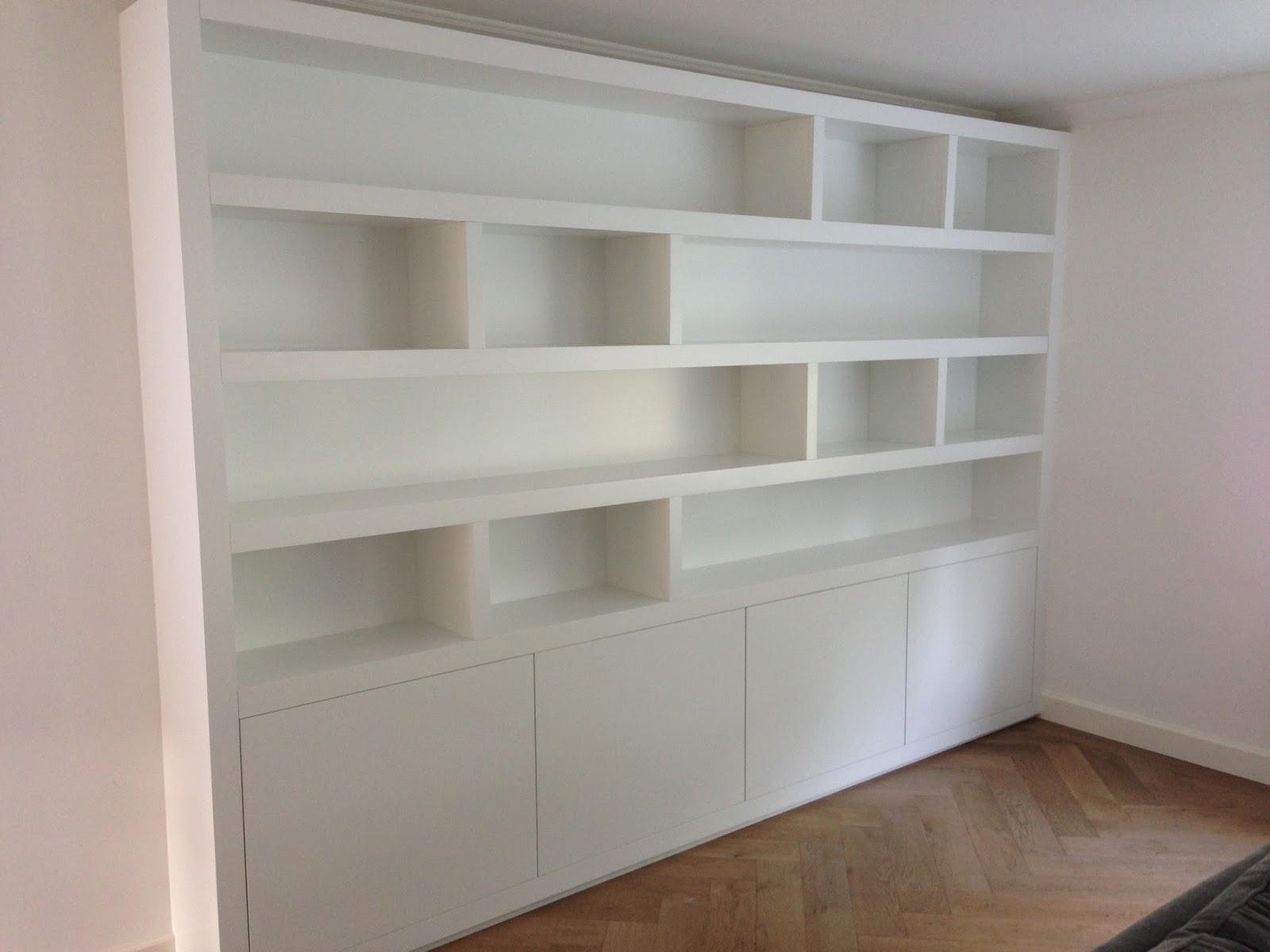 cool moderne combinaties van ensuite en boekenkast en dat met warme eiken vloeren en inbouw met eiken deuren in de olie afgewerkt with boekenkast met deuren