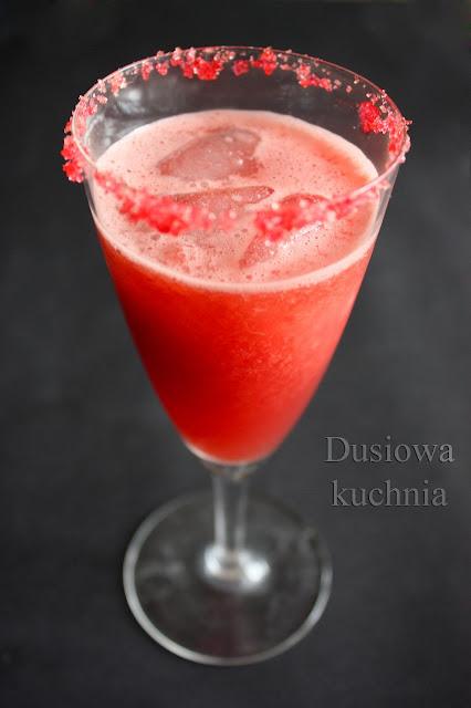 drink z arbuza, drink arbuzowy, przepis na drink z arbuza