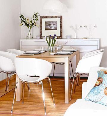 Decoraci n de interiores decoracion de interiores y mas - Decoraciones de mesas de comedor ...