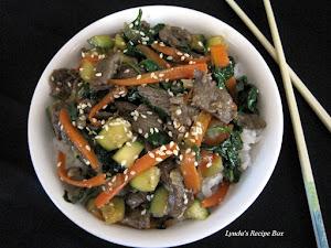 Korean Beef Rice Bowl