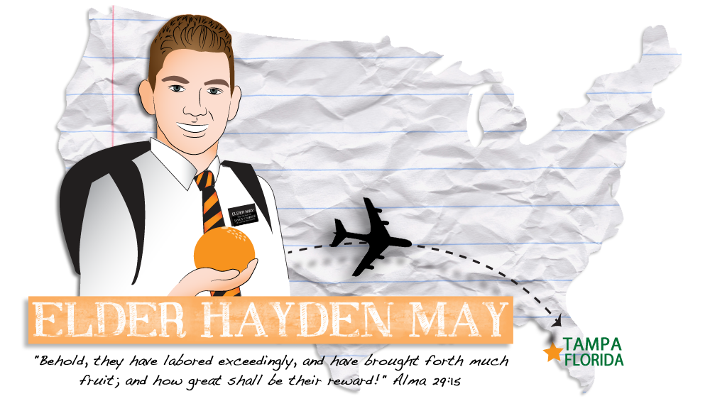 Elder Hayden May