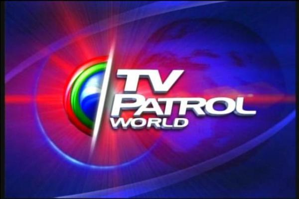 05:38 | Filed under news , TV Patrol World | Posted by Pinoy Tambayan