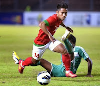 Hasil Pertandingan Indonesia Vs Kamboja Sea Games 2013