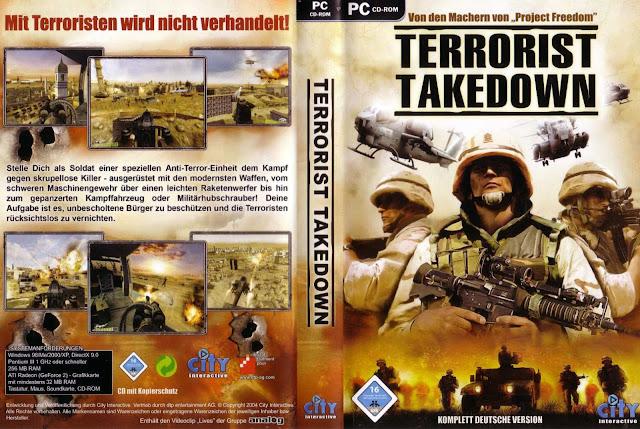 تحميل لعبة Terrorist Takedown برابط واحد مباشر