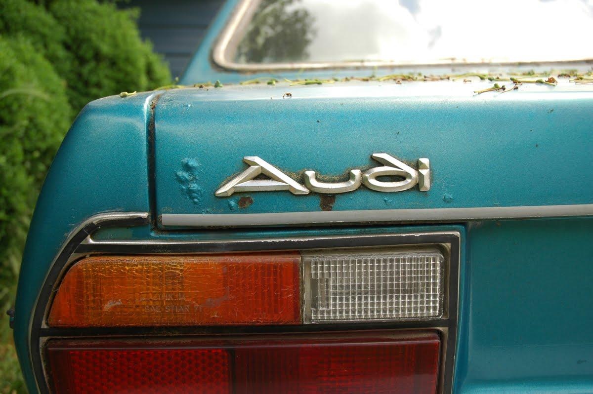 1975 Audi Fox.