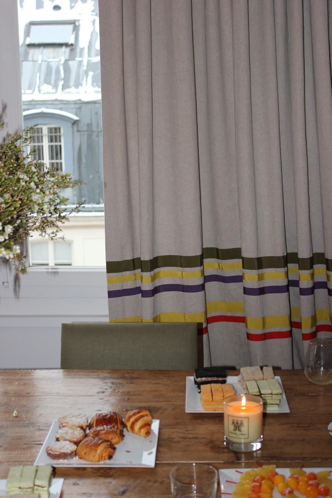Atelier rue verte le blog un brunch tr s d co chez pierre frey paris d c - Pierre frey rue du mail ...
