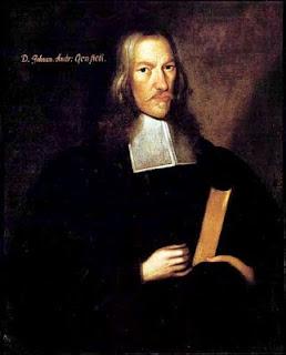 + Johannes Quenstedt, Theologian +