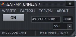 Cara Mudah Menggunakan SSH Inject Indosat Terbaru