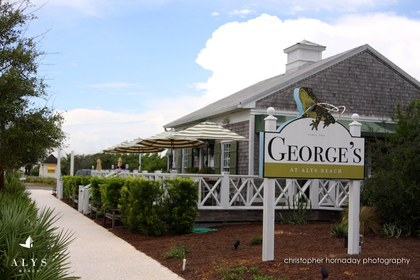 Georges In Alys Beach Florida