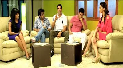 Akshay Kumar, John Abraham, Deepika Padukone, Chitrangada Singh Photo desi boyz