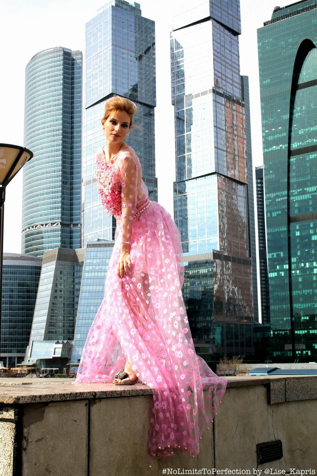 Вечерние платья российских дизайнеров