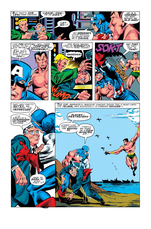 Captain America (1968) Issue #423 #373 - English 22