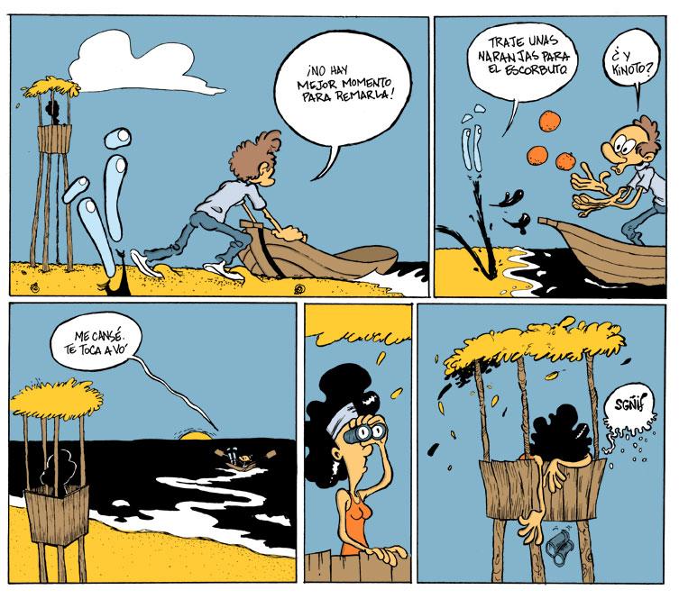 Alter Ego, El Webcomic