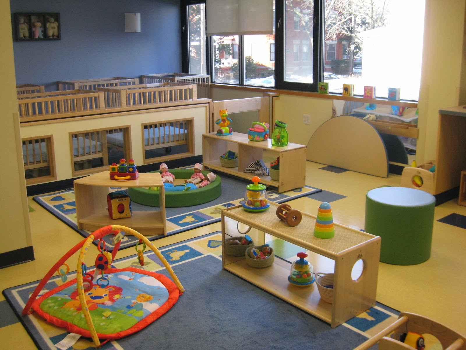 Classroom Design In Early Childhood Education ~ Puppet showplace theater new early childhood education