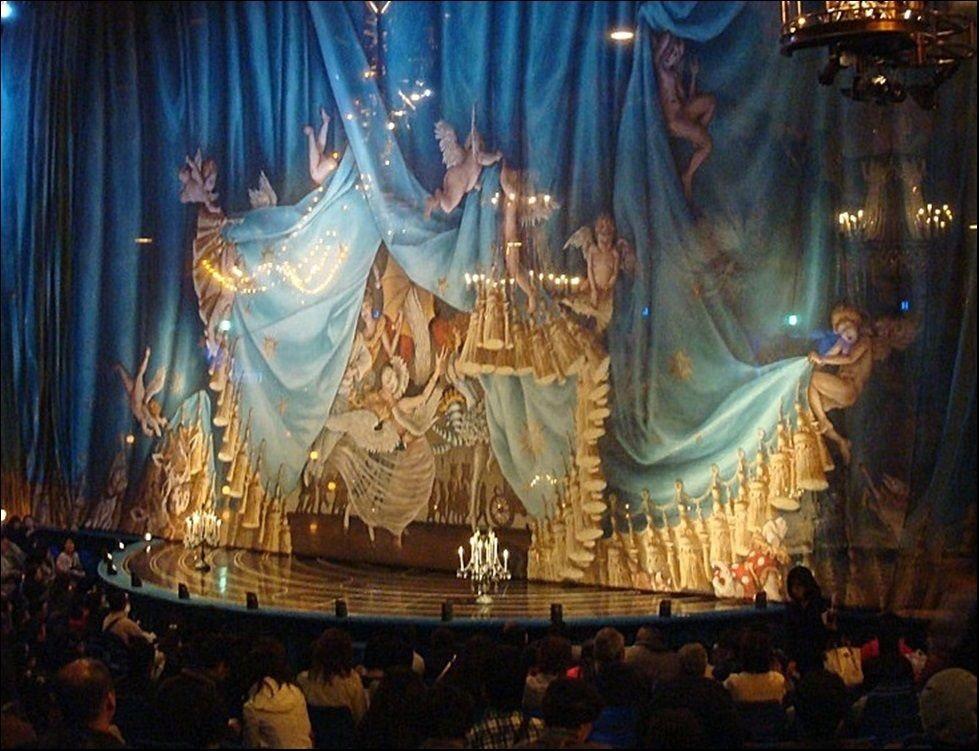 'Corteo' Cirque du Soleil