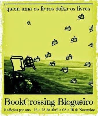 10 º BOOKCROSSING BLOGUEIRO
