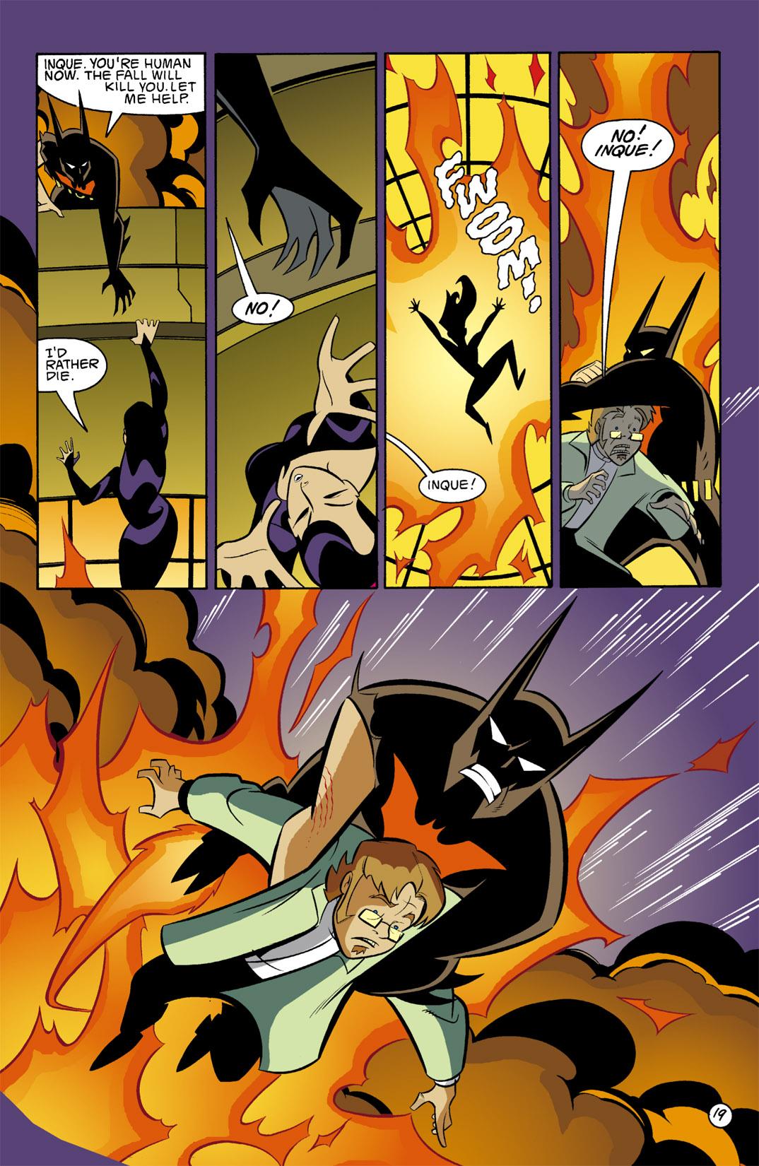 Batman Beyond [II] Issue #2 #2 - English 20