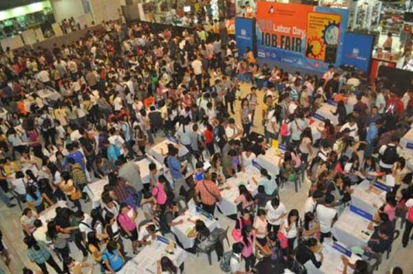 Dole Job Fair August 2014
