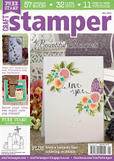 Published in Craft Stamper May 2014