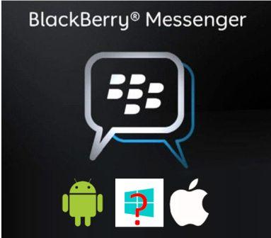 Aplikasi BBM For Windows Phone