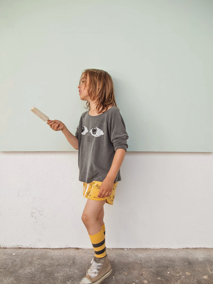 Bobo choses summer collection - Sleepy or open eyes  - trend at Rafa-kids blog