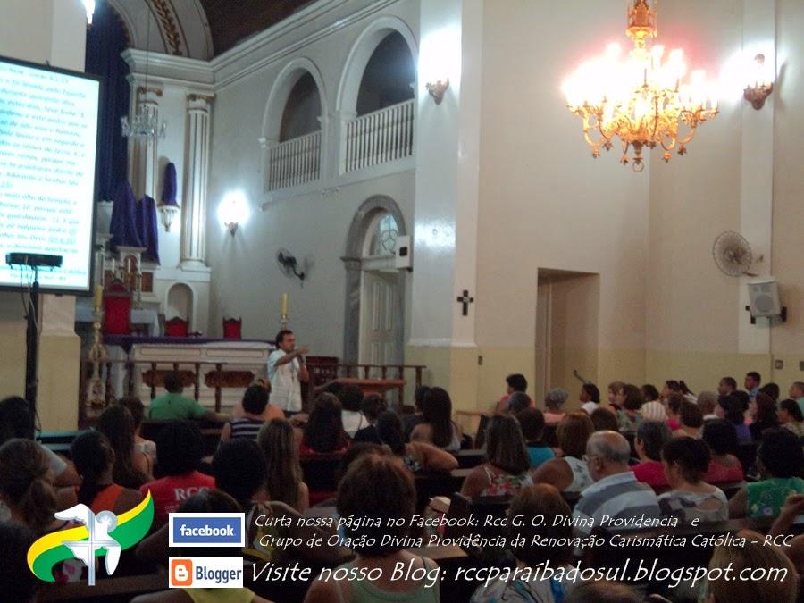 2ª Semana de Oração por Cura Interior: A Importancia da Cura Interior