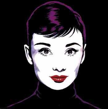 Libro de arte pop art - Audrey hepburn cuadros ...