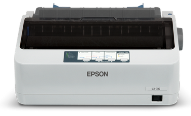 Epson Dot Matrix LX-310 Driver – Download