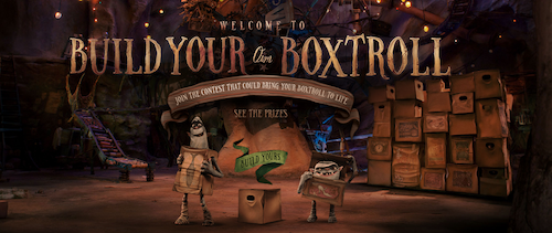 Collecting Toyz: Build Your Own Boxtrolls Contest