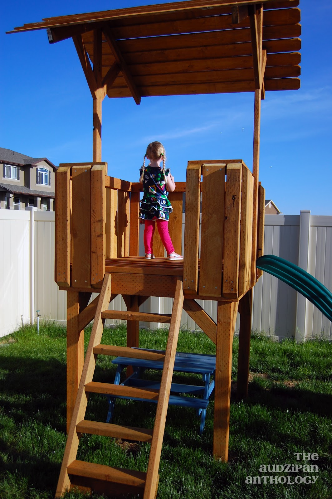 DIY Backyard Playset (Phase One)